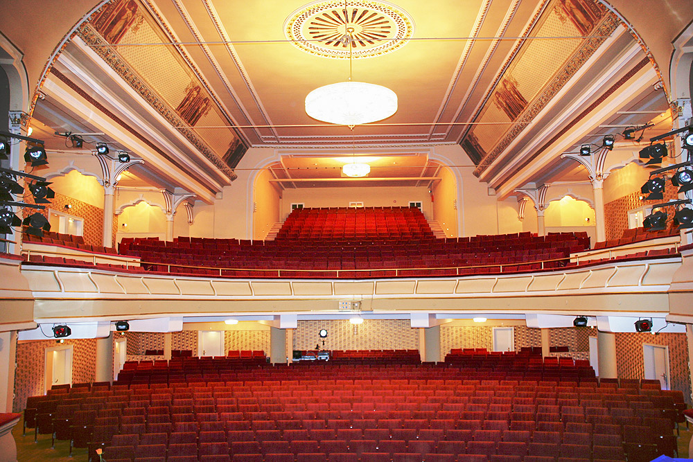 Alte Oper Erfurt - Saal