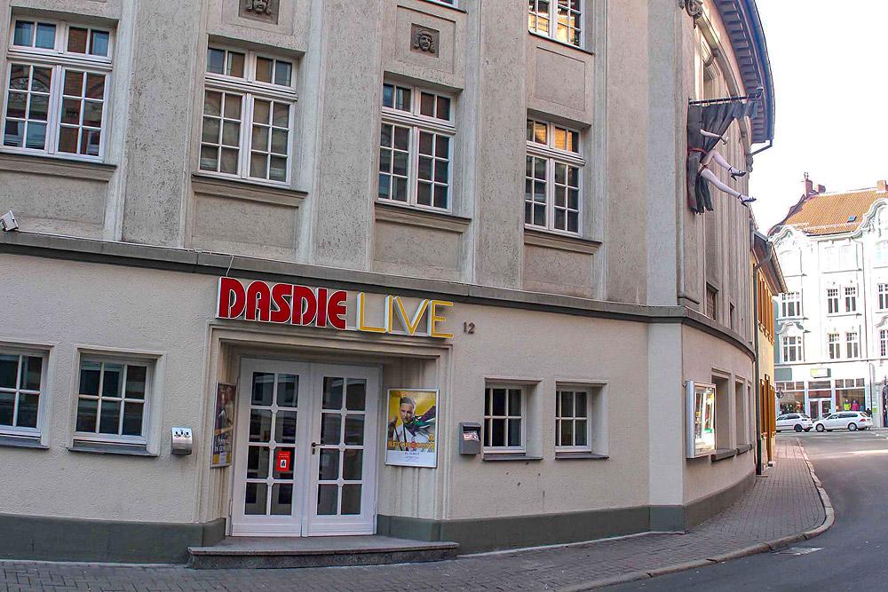 DASDIE Live - Eingang