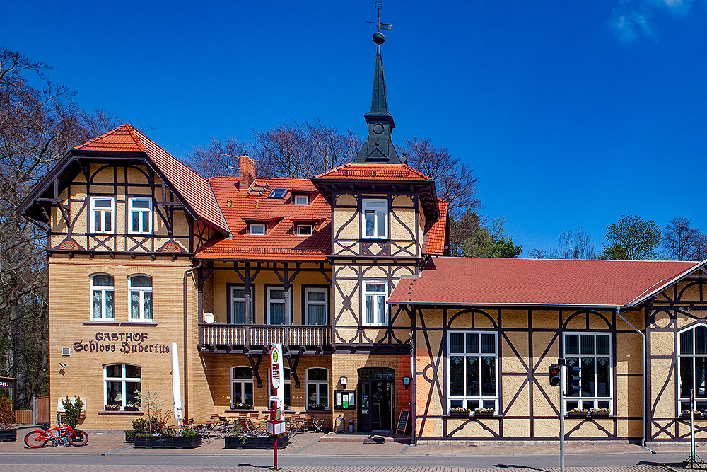 Gasthof Schloss Hubertus - Haus