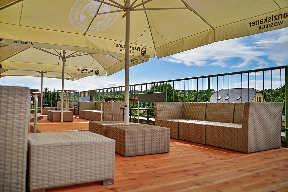 Loft Club Kressepark - Balkon