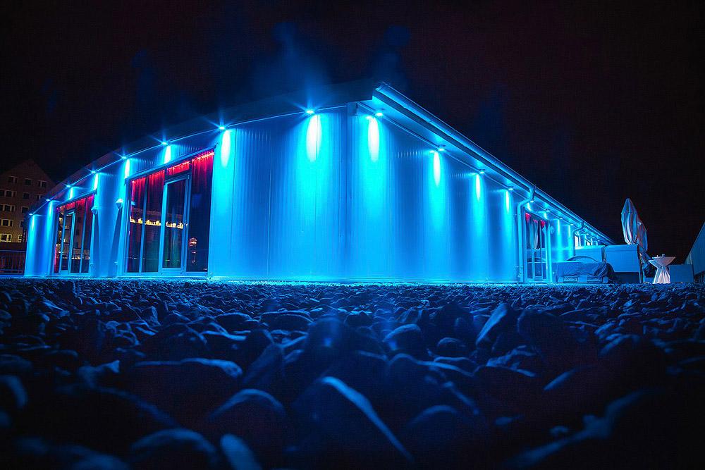 Loft Club Kressepark - Außen