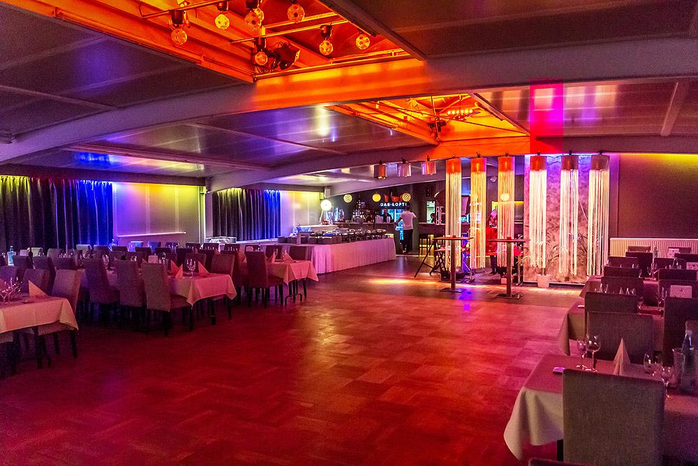 Loft Club Kressepark - Saal