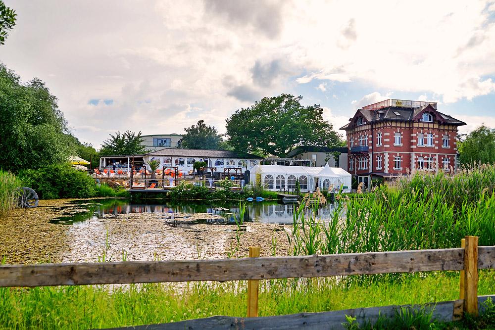 Villa Haage Kressepark - Ansicht