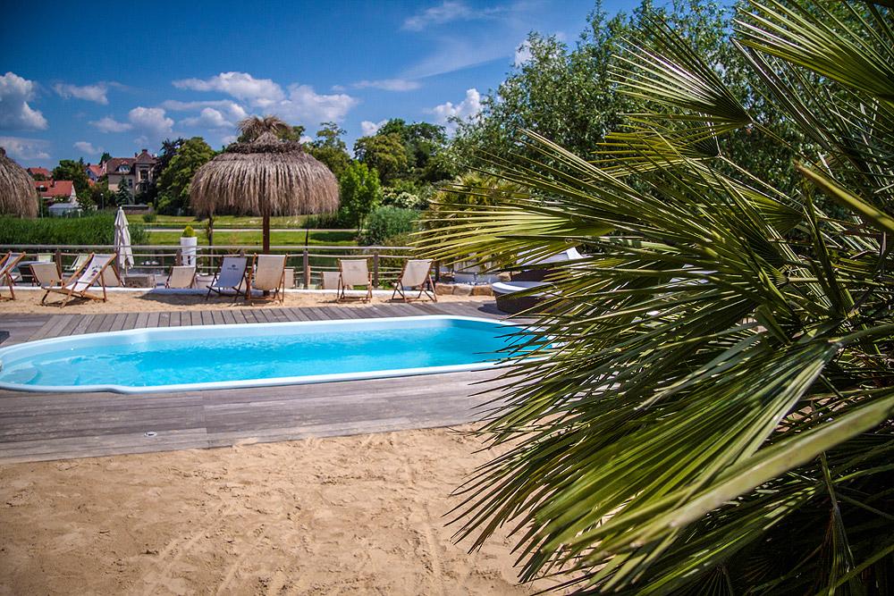 Villa Haage Kressepark - Beachclub
