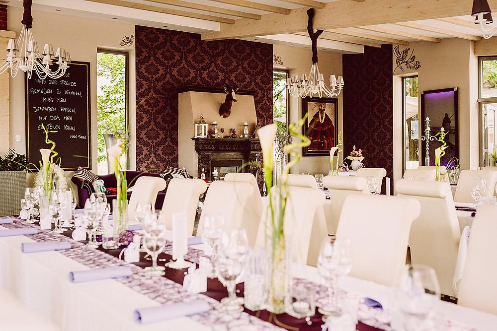 Villa Haage Kressepark - Hochzeit