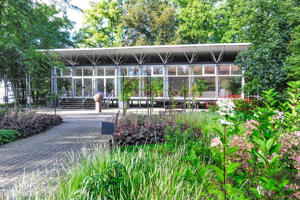 egapark Erfurt - Mainzpavillon