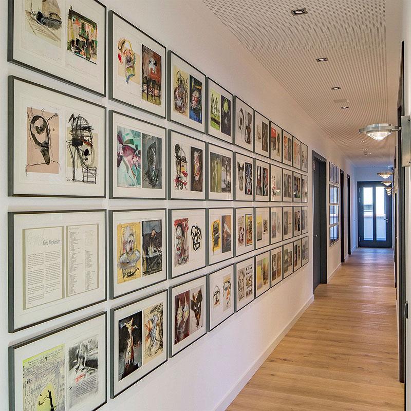 Dompalais Erfurt - Galerie