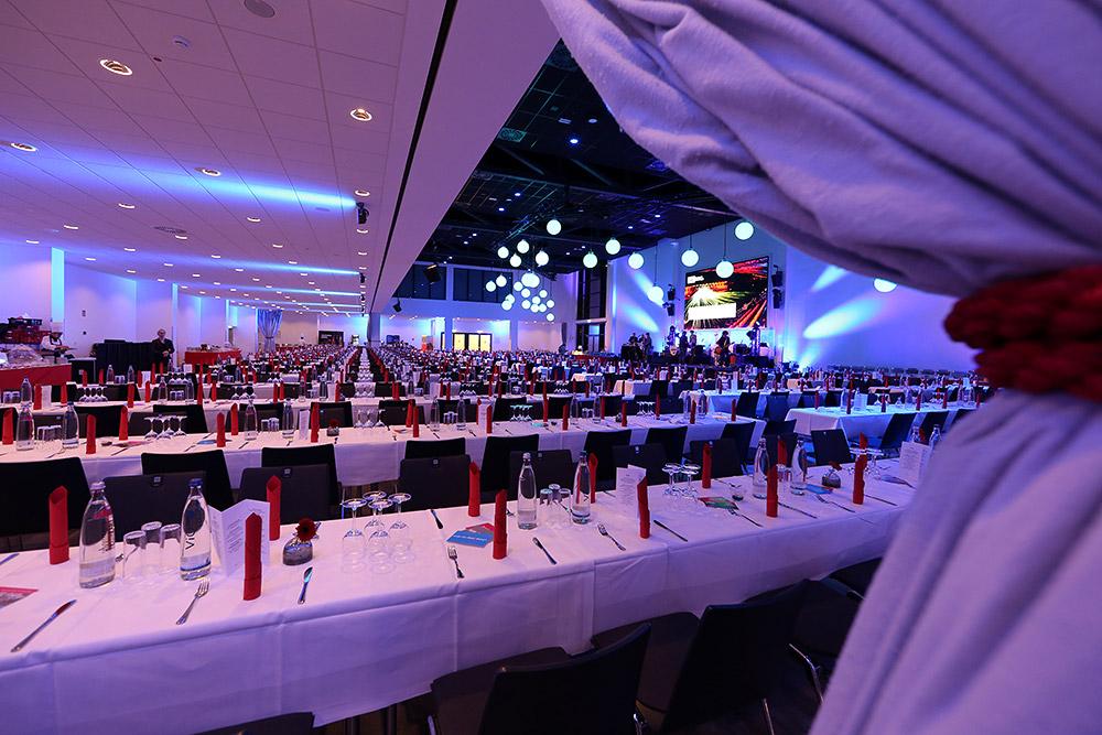 Steigerwaldstadion - Parksaal - Event